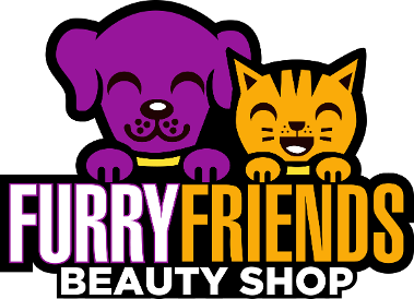 Furry Friends Beauty Shop, Logo
